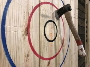 Axe Throwing Weert / Limburg